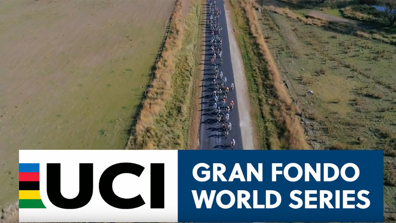 2019 UCI Gran Fondo World Series promovideo