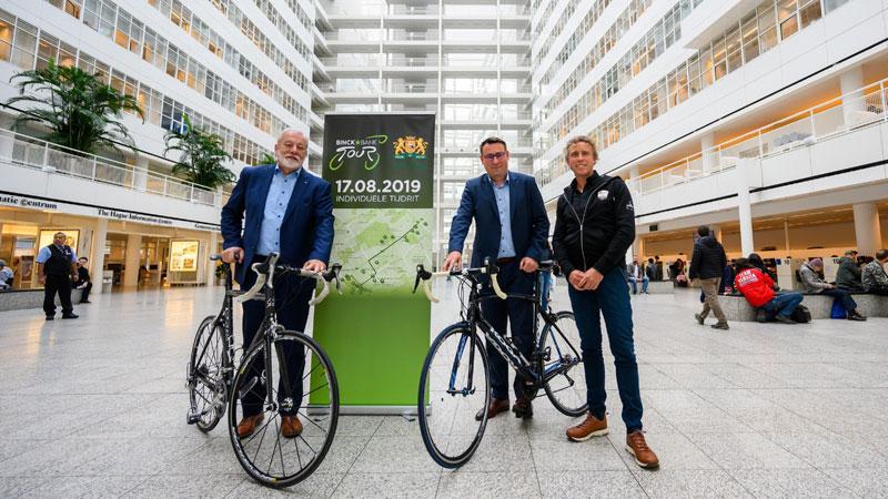 BinckBank Tour strijkt neer in Den Haag