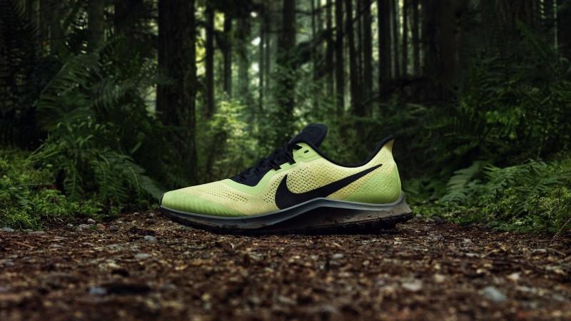 Dit is een ideale schoen voor trailliefhebbers!