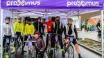 Les dieux de la météo étaient avec le Tour de Namur Cyclo