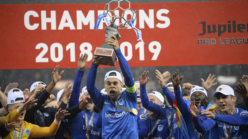 Jupiler Pro League Trophy - KRC Genk! (FOTOSPECIAL)