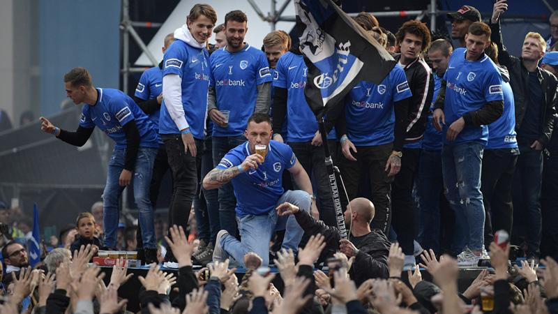 Feest in Limburg: Racing Genk kampioen 2019!