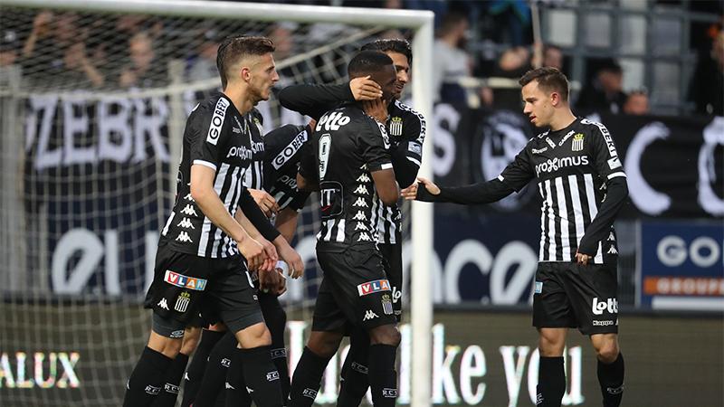 Charleroi conclut par un succès
