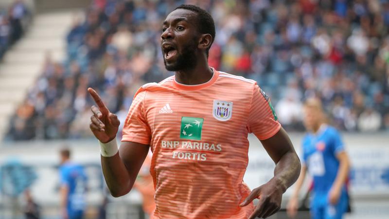 Bolasie neemt met gemengde gevoelens afscheid van Anderlecht