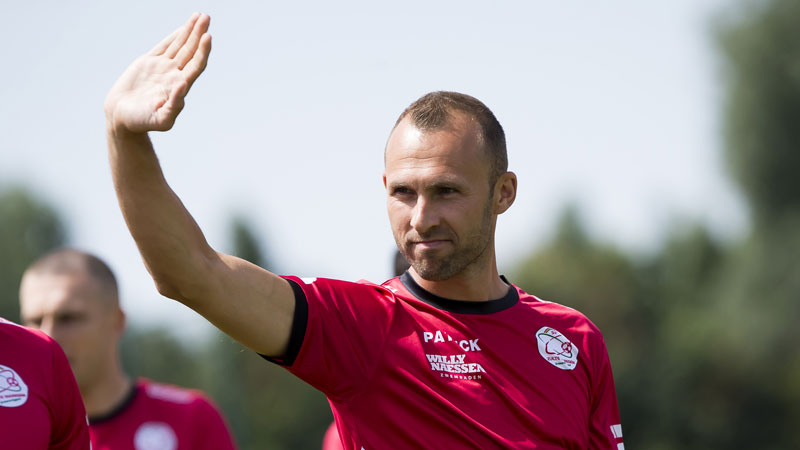 Thomas Buffel kondigt einde carrière aan (VIDEO)