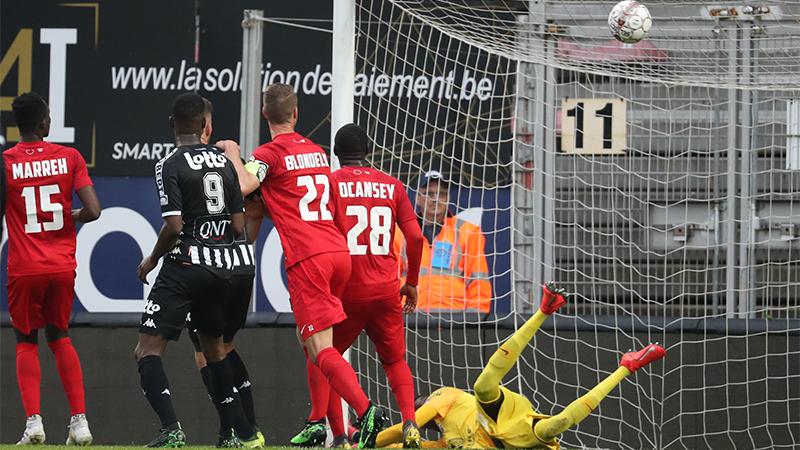 Le résumé de Charleroi - AS Eupen