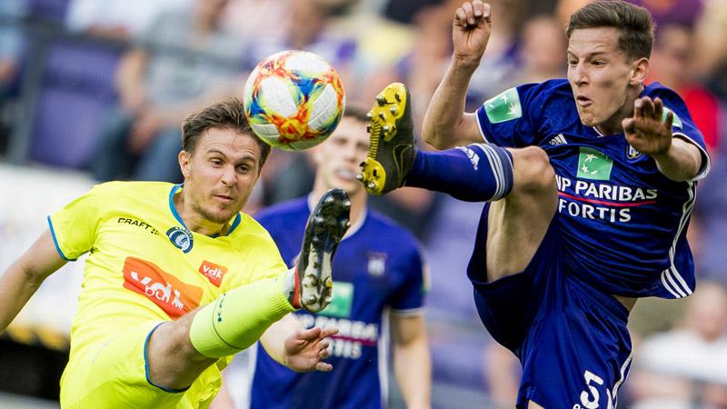 18u LIVE: AA Gent - Anderlecht