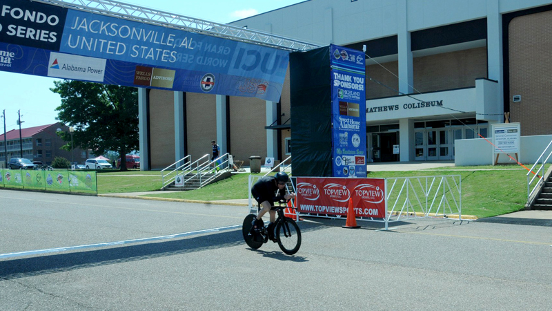 Cheaha Challenge tops 1100 riders