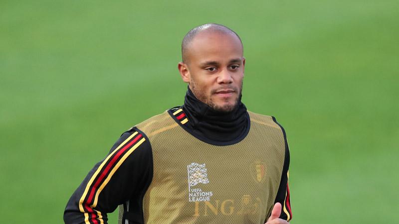 Vincent Kompany wordt speler-trainer bij Anderlecht