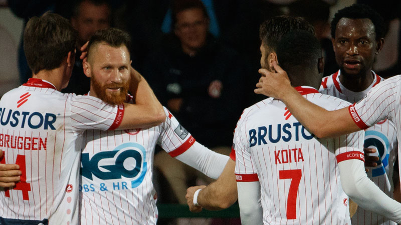 Samenvatting KV Kortrijk - Cercle Brugge