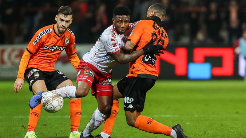 LIVE 20u30: KV Kortrijk - Sporting Charleroi