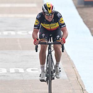 Yves Lampaert: 'Beter renner dankzij Belgische trui'