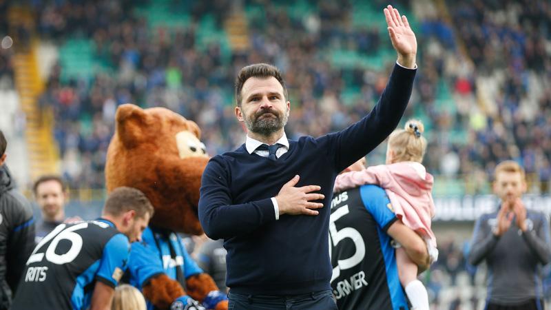Leko verlaat Club Brugge