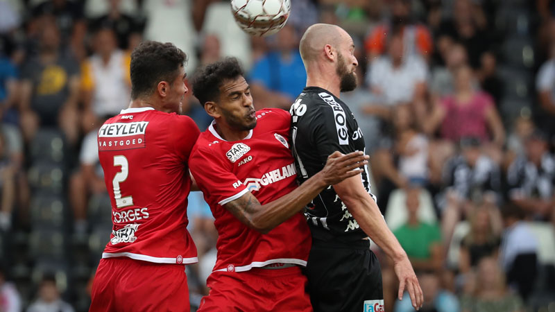 EN DIRECT 14h30: Antwerp - Charleroi