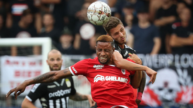 L'Antwerp ou Charleroi, qui décrochera le dernier ticket européen?