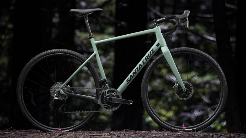 Santa Cruz Stigmata is nog minder bang van gravel