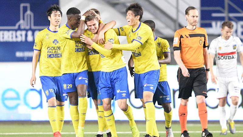 STVV eindigt seizoen met zege