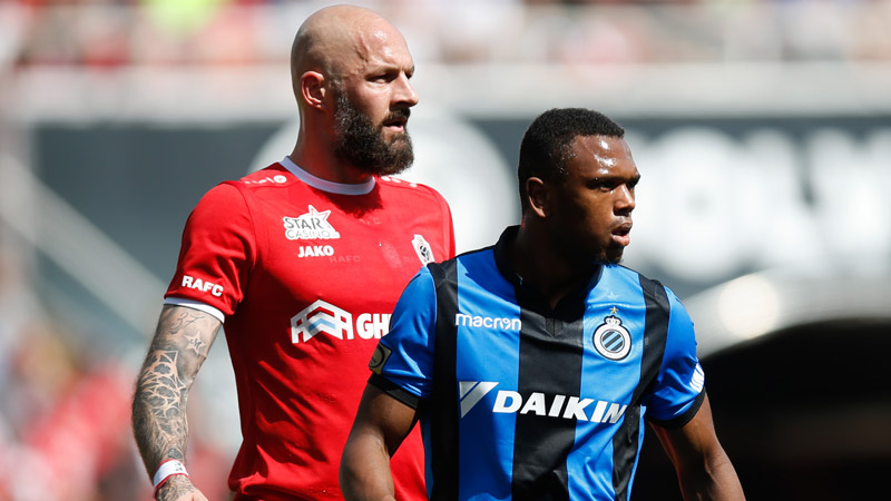 18h EN DIRECT: Club Bruges - Antwerp