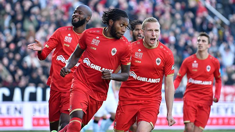 Antwerp leert Club Brugge weer wat verliezen is
