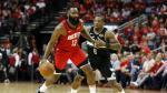 Harden helpt Houston met 47 punten voorbij LA Clippers