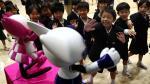 Les mascottes de Tokyo 2020 version robot