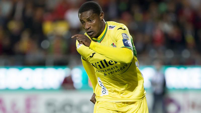 Akpala moet KV Oostende aan doelpunten helpen