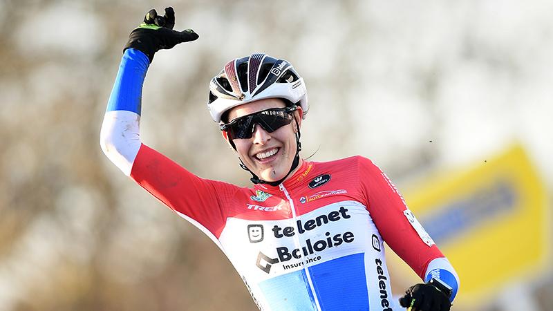 Lucinda schittert in Kortrijk, ook Toon en Yentl op podium