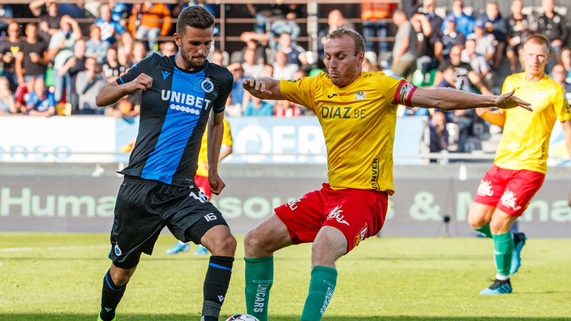 EN DIRECT 20h30: Club de Bruges - KV Ostende