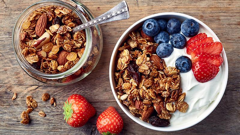 Gezonde longen? Eet deze 2 voedingsstoffen!