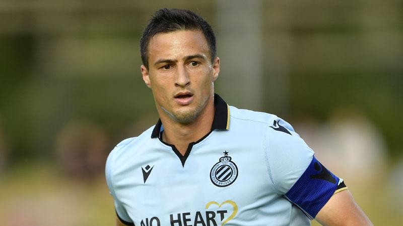 Club Brugge enkele weken zonder Mitrovic