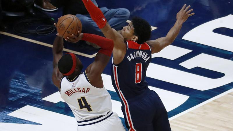 Et de 6 pour les Clippers et les Nuggets (VIDEO)