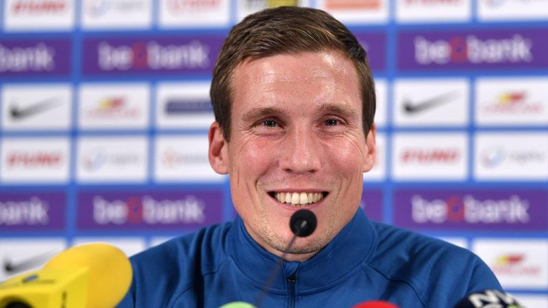 Wolf: 'J'aime jouer au football actif et offensif, mais pas comme des fous'