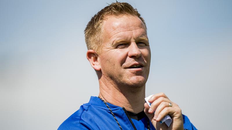 Vrancken blijft coach van KV Mechelen