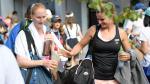 Van Uytvanck en Minnen zetten punt achter tennisseizoen