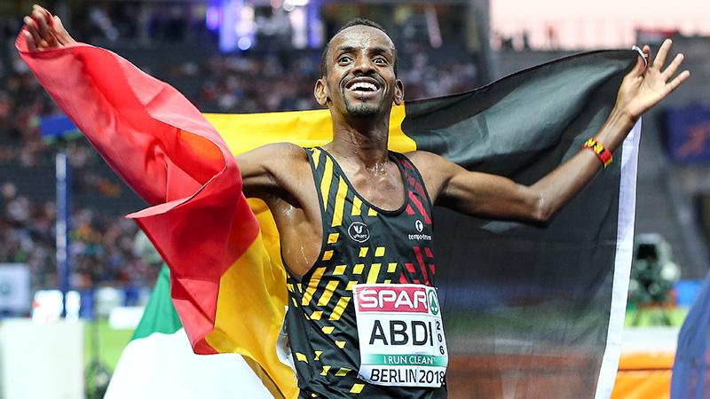 Abdi verbetert eigen Belgisch marathonrecord, Keniaanse Kosgei vestigt nieuw wereldrecord