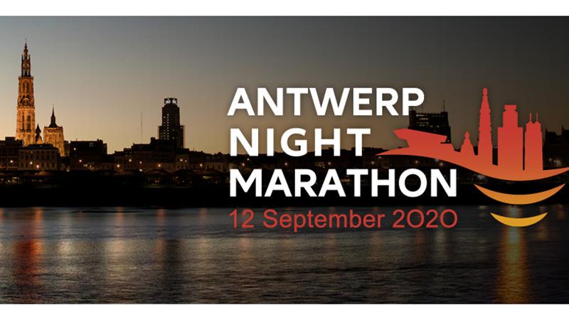 Un nouveau marathon en nocturne à Anvers!