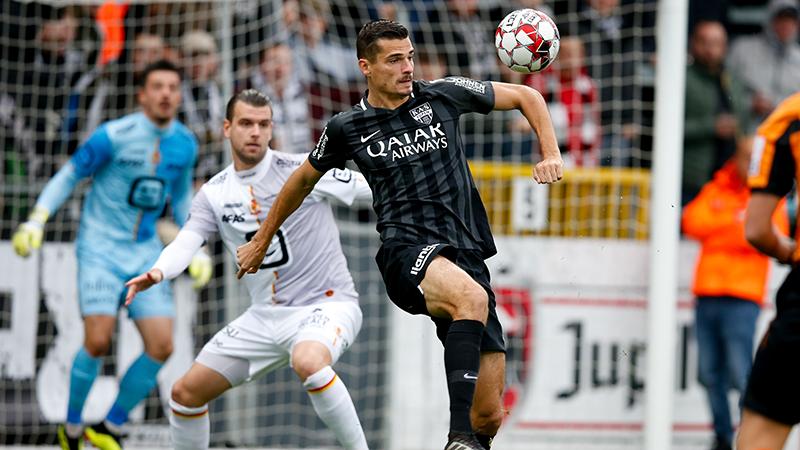 Samenvatting KAS Eupen - KV Mechelen