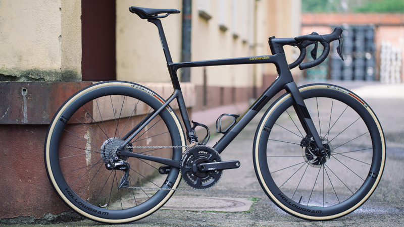 GETEST: Cannondale SuperSix Evo Hi-Mod Disc Dura-Ace Di2