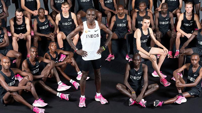 Dit is de schoen waarmee Kipchoge marathon onder 2 uur liep