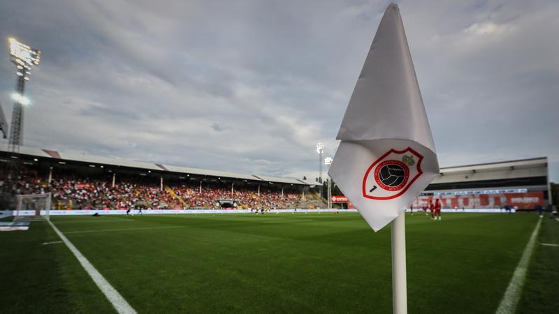 Antwerp mag nieuwe tribune bouwen