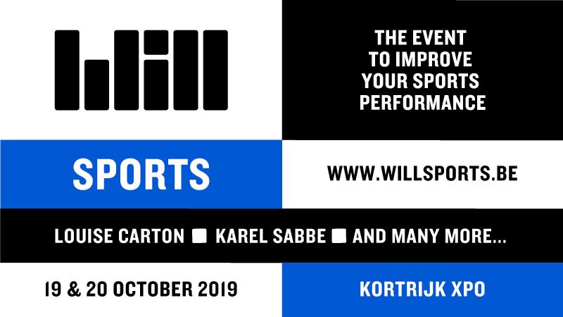 Laat je sportief inspireren tijdens 2de editie Sportfestival WILL Sports
