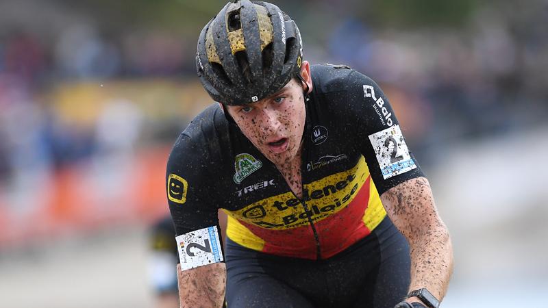 Belgisch kampioen Aerts snelt op verjaardag naar zege in De Schorre