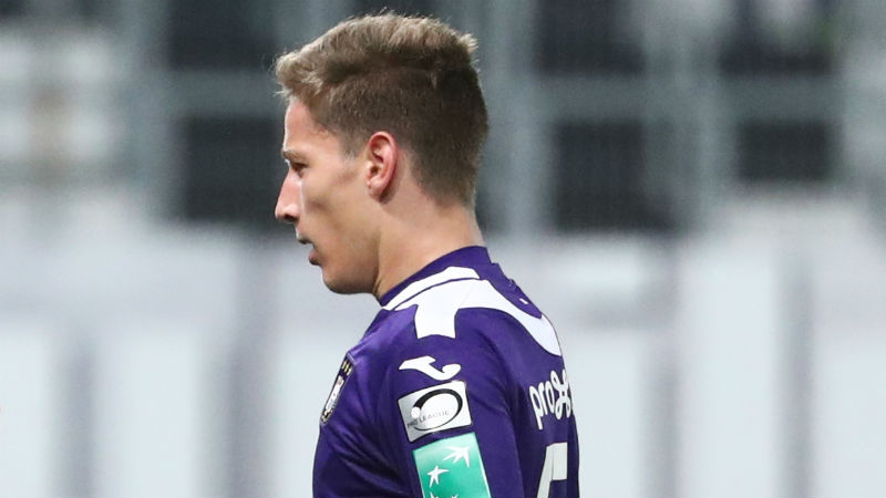 LIVE 18u: RSC Anderlecht - STVV