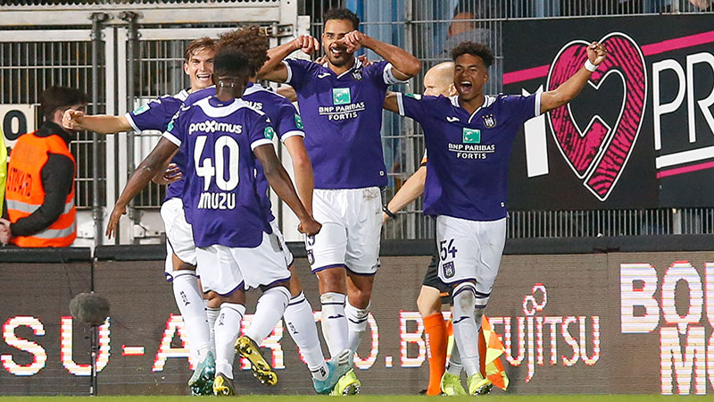 Résumé Charleroi - Anderlecht