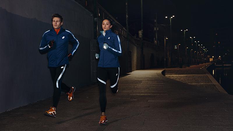 Tips om te lopen in het donker