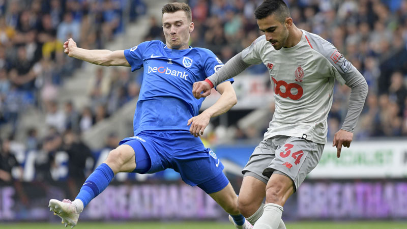 Standard - Racing Genk is topper van elfde speeldag