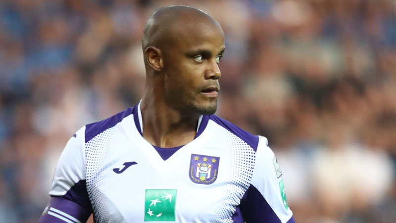 Kompany toujours absent