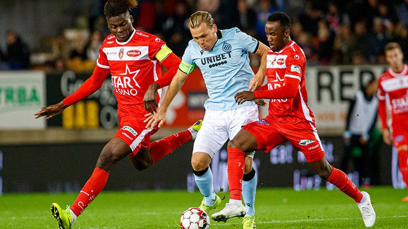 Samenvatting Moeskroen - Club Brugge