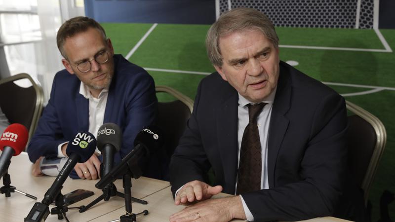 1 jaar 'Propere Handen': verklaring Pro League