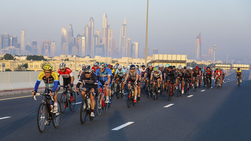 Spinneys Dubai 92 Cycling Challenge and La Bourgogne Cyclo added to 2020 calendar